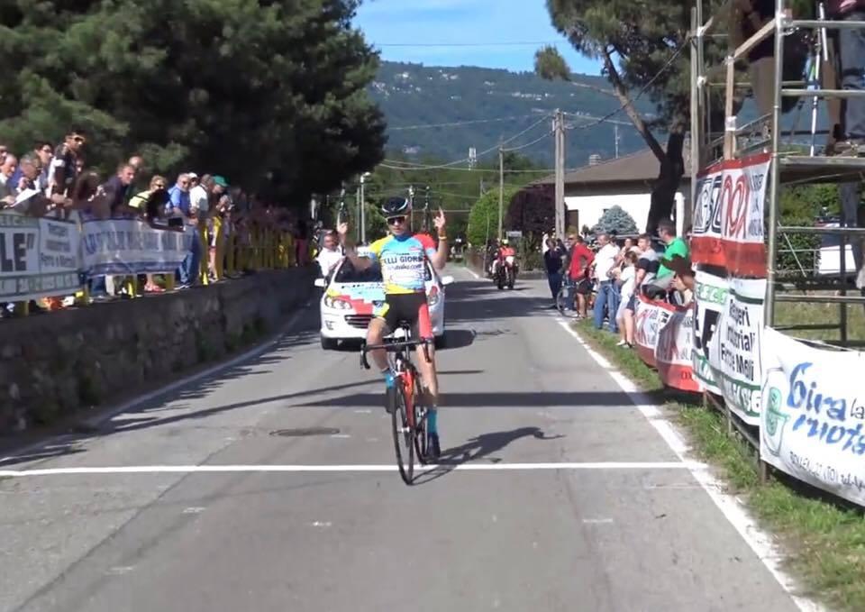La vittoria di Karel Vacek a Calea
