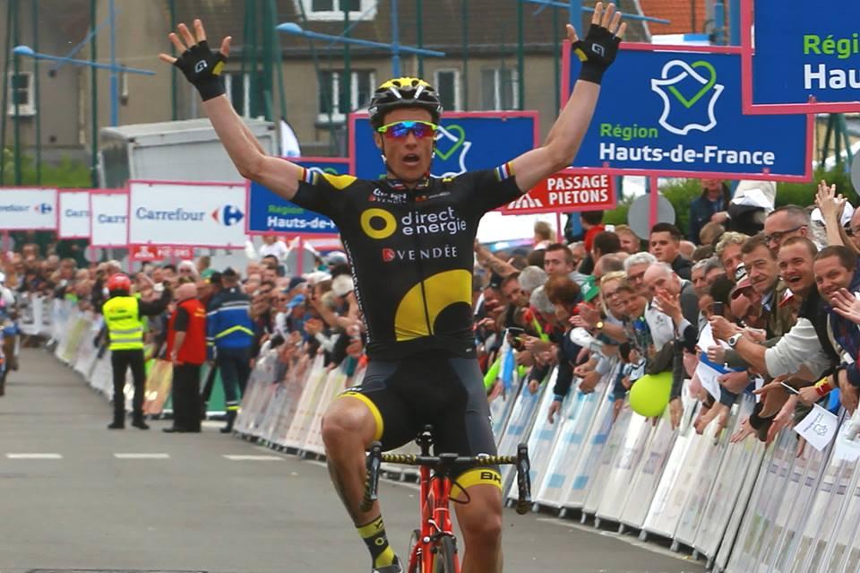Jon Aberasturi vince la quarta tappa del Tour of Japan 2017