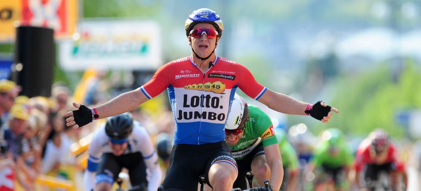 Dylan Groenewegen vince la quarta tappa del Tour of Norway