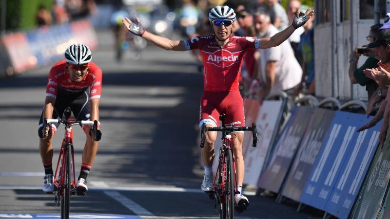 Maurits Lammertink vince la quarta tappa del Belgium Tour 2017