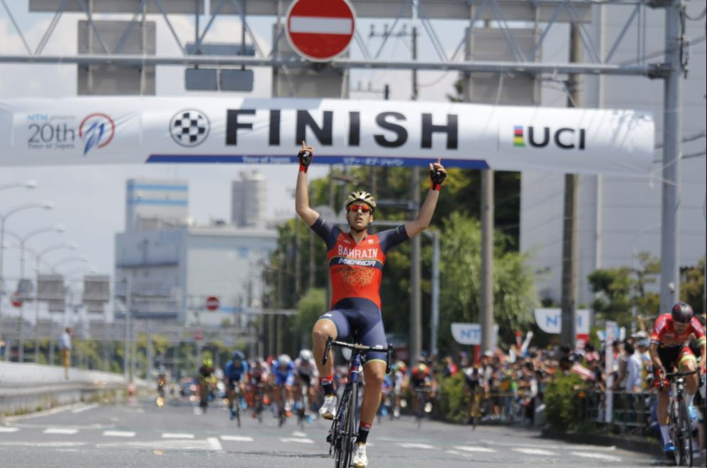 Jon Insausti vince l'ultima tappa del Tour of Japan 2017