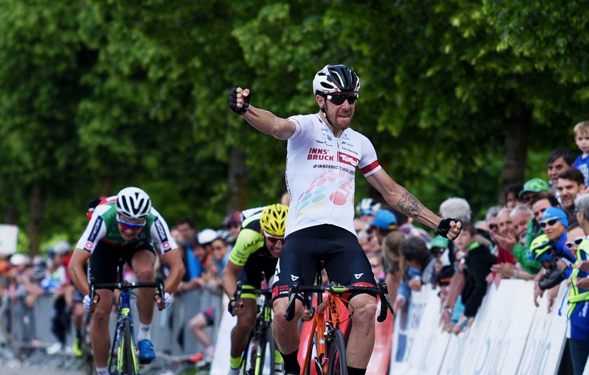 Filippo Fortin vince il Berner Rundfahrt - Tour de Berne