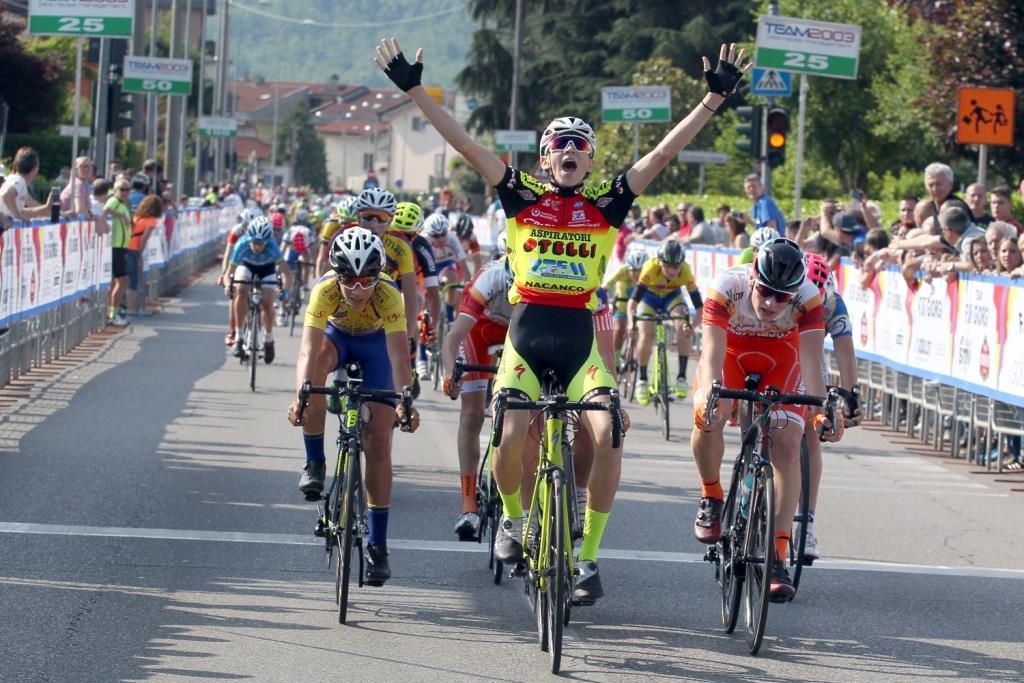 Gabriele Raccagni vince ad Albano