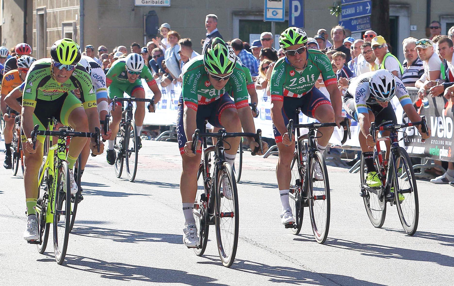 La vittoria di Moreno Marchetti a Sesto Cremonese
