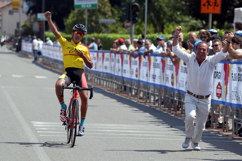 Imad Sekkak vince il Trofeo Vittoria Giorgi 2017 e si laurea campione bergamasco