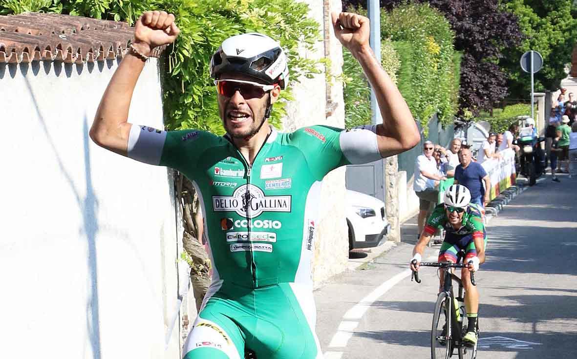 Umberto Marengo vince a Botticino il Gp Valverde