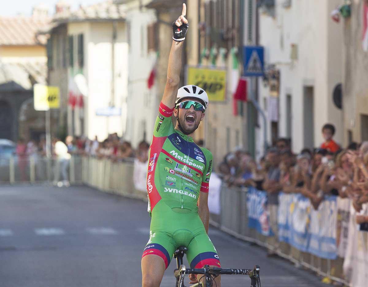 Luca Raggio vince a Firenze il Trofeo Matteotti 2017