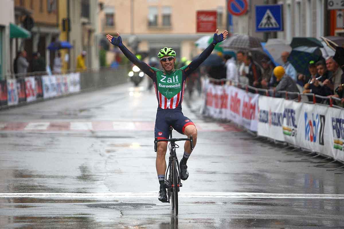 Andrea Piccolo vince il Trofeo Feralpi 2017