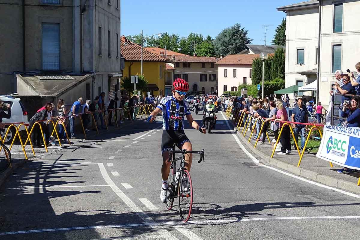 Dario Igor Belletta vince a Vertemate