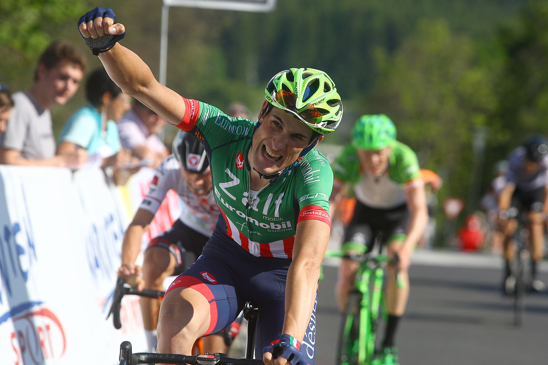 Giacomo Zilio vince la Diexer Bergrennen 2017