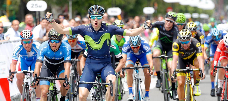 Carlos Barbero vince l'ultima tappa della Vuelta a Castilla y Leon
