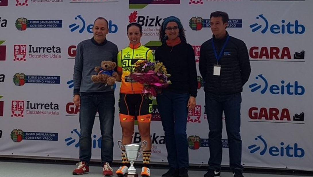 Marta Bastianelli vince la prima tappa della Emakumeen XXX. Bira
