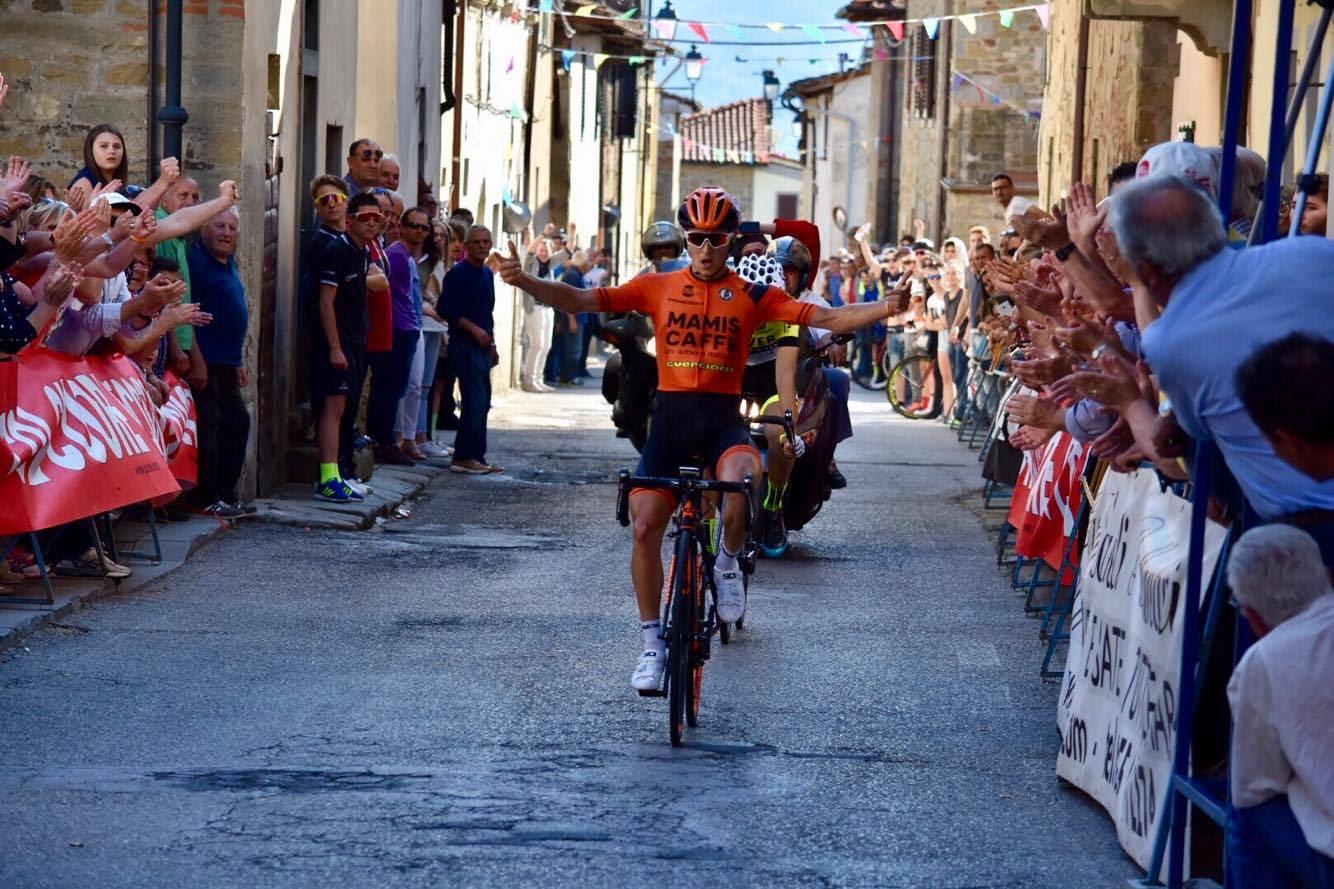 Gabriele Benedetti vince la 69/a Coppa Sportivi Montemarcianesi
