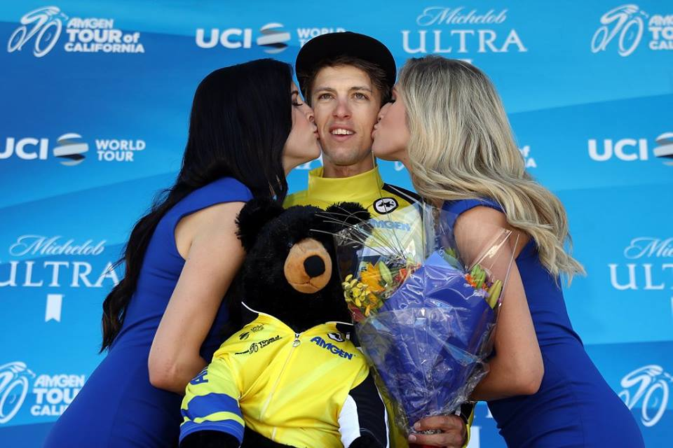George Bennett vince l'Amgen Tour of California 2017
