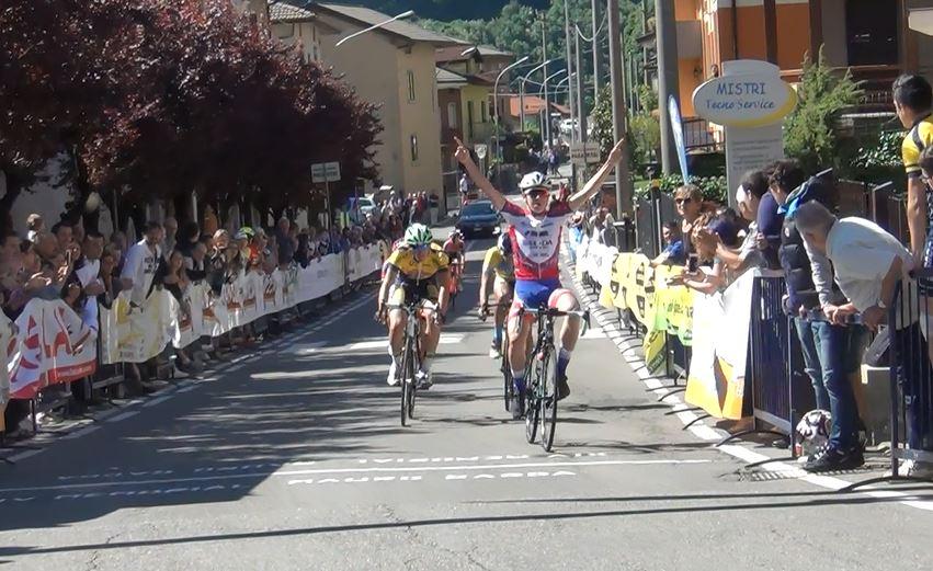 Walter Calzoni vince il 14° Memorial Mauro Gadda
