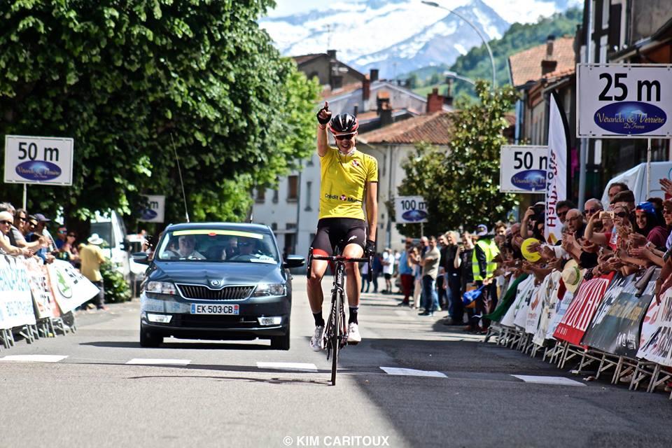 Pavel Sivakov vince l'ultima tappa e la classifica finale della Ronde de L'Isard 2017