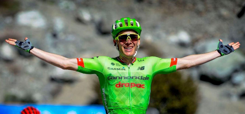Andrew Talansky vince la quinta tappa del Tour of California