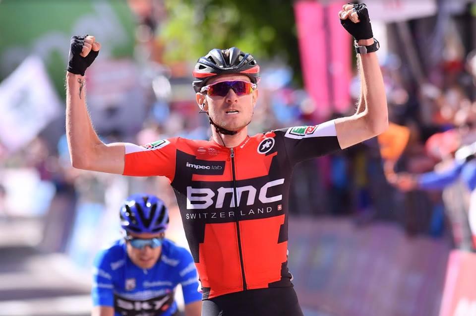 Tejay Van Garderen vince la 18/a tappa del Giro 100
