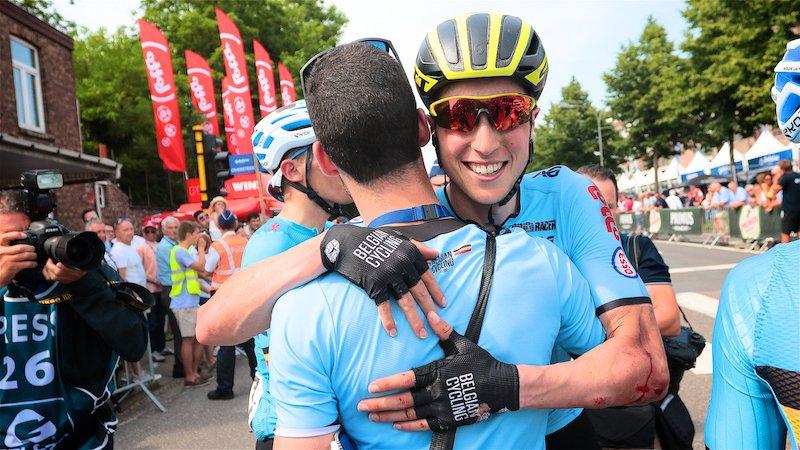 Jens Keukeleire vince il Belgium Tour 2017