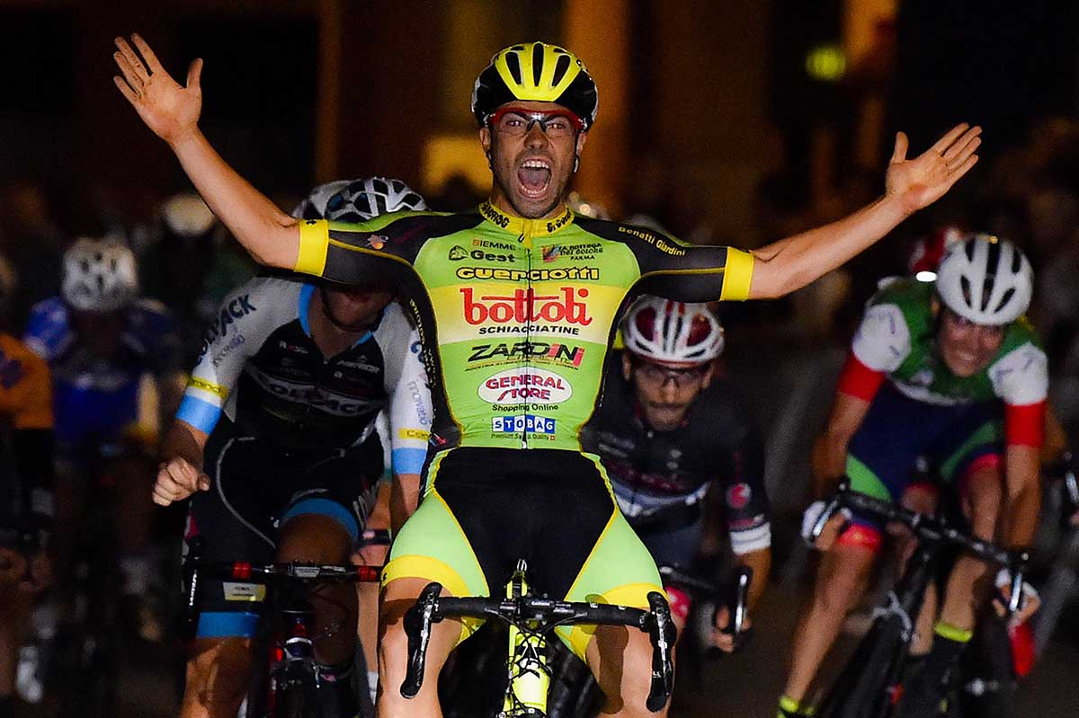 Gianmarco Begnini vince il Trofeo Rancilio 2017