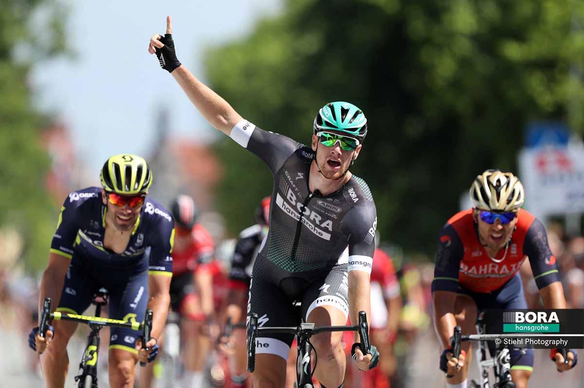 Sam Bennett vince la prima volata al Tour of Slovenia 2017