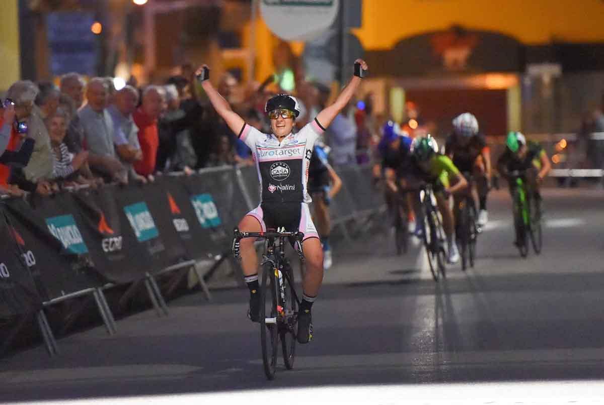 Debora Silvestri vince la prima edizione del Trofeo Rancilio Ladies