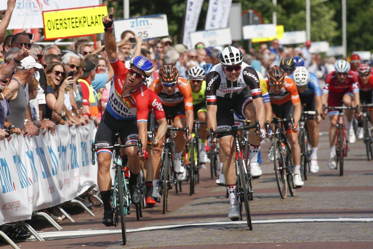 Dylan Groenewegen vince la seconda tappa dello Ster ZLM