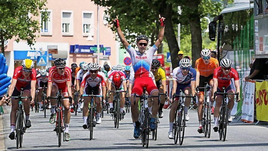 Il russo Ivan Smirnov vince la prima semitappa della terza tappa del Trofeo Karlsberg 2017