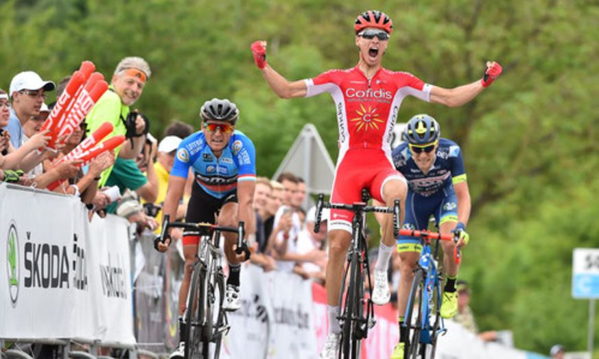 Anthony Perez vince la terza tappa del Tour de Luxembourg