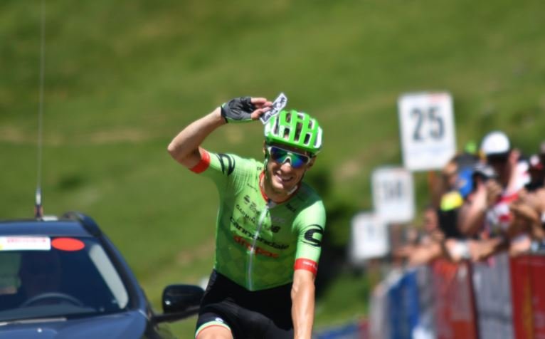 Pierre Rolland vince la terza tappa della Route du Sud 2017