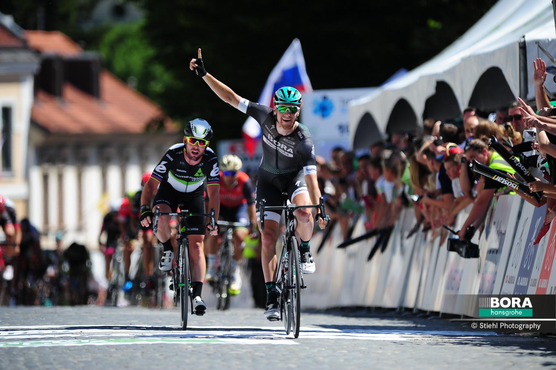 Sam Bennett vince l'ultima tappa del Tour of Slovenia