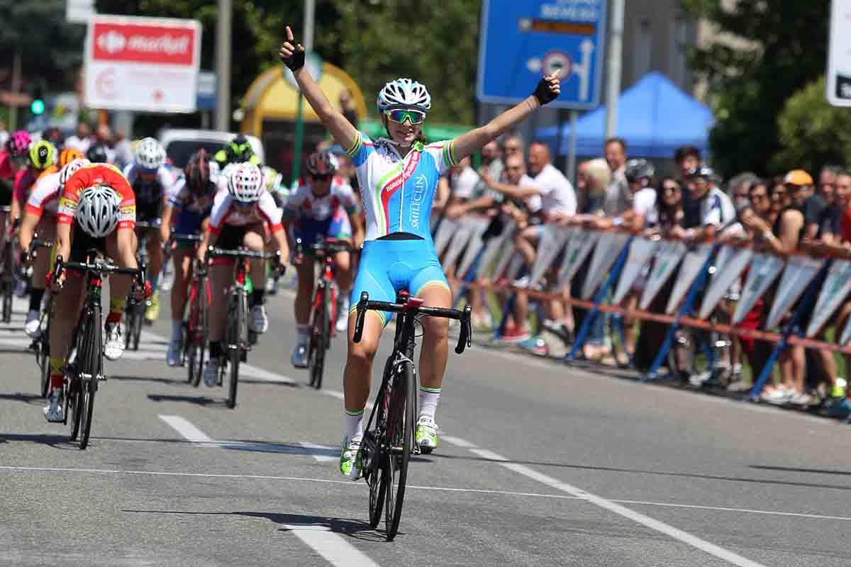 La vittoria dell'allieva Eleonora Camilla Gasparrini a Cesano Maderno