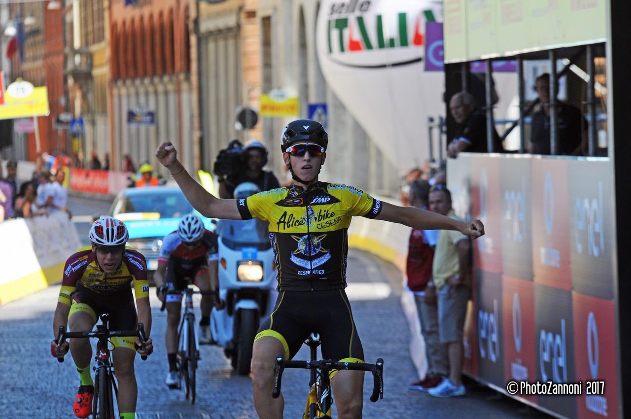 Michael Antonelli vince a Forlì