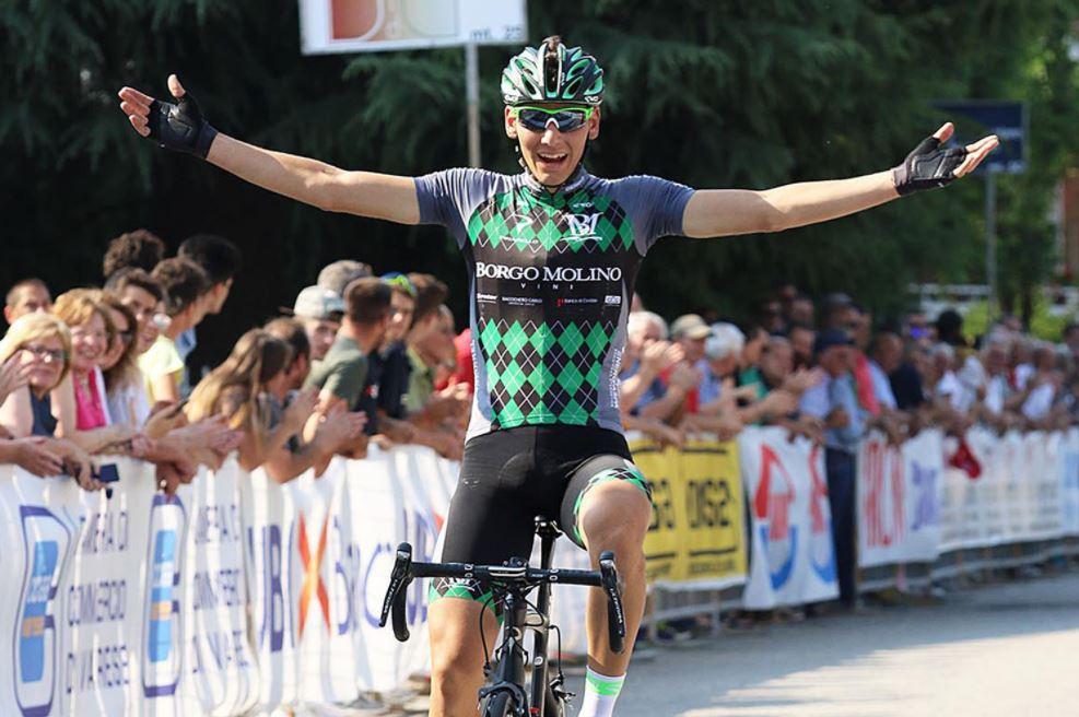 Fabio Mazzucco vince il 21° Gp dell'Arno