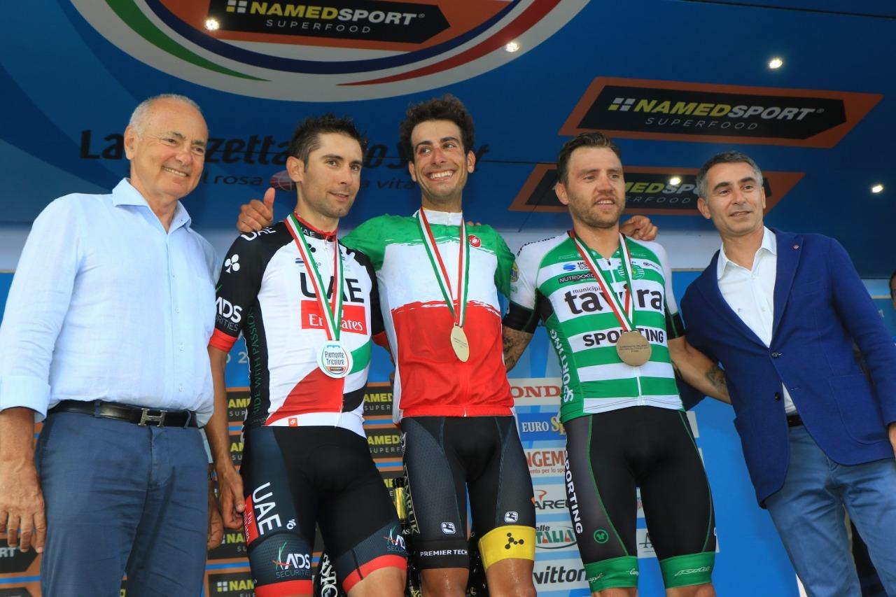 Fabio Aru campione italiano professionisti 2017