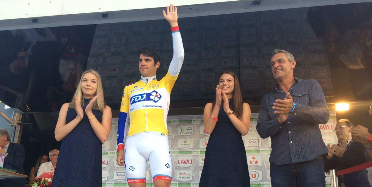 Johan Le Bon vince prologo della Boucles de la Mayenne 2017
