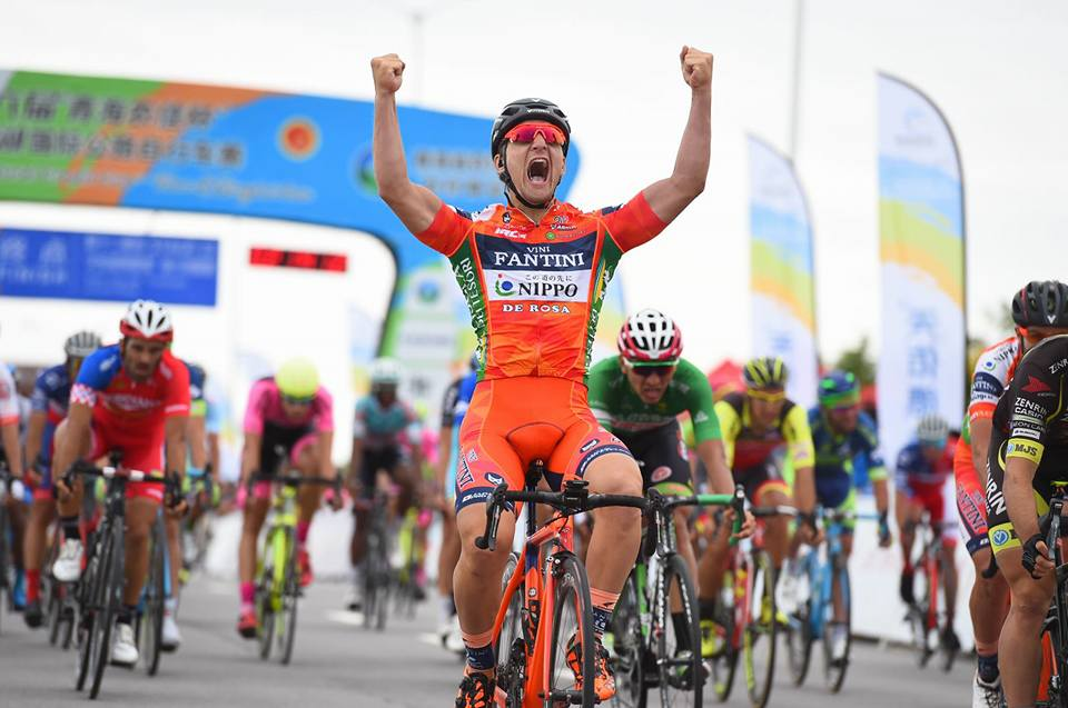Nicolas Marini vince la dodicesima tappa del Tour of Qinghai Lake