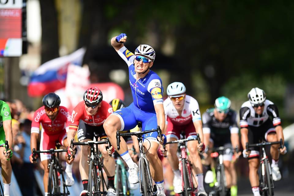 Marcel Kittel vince la sesta tappa del Tour de France 2017