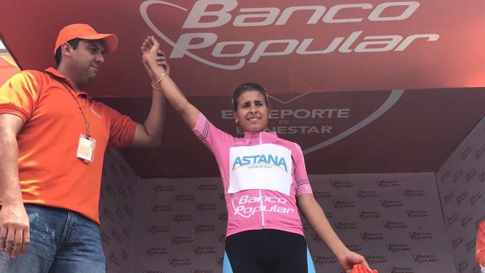 Arlenis Sierra leader della Vuelta Femenina a Costa Rica
