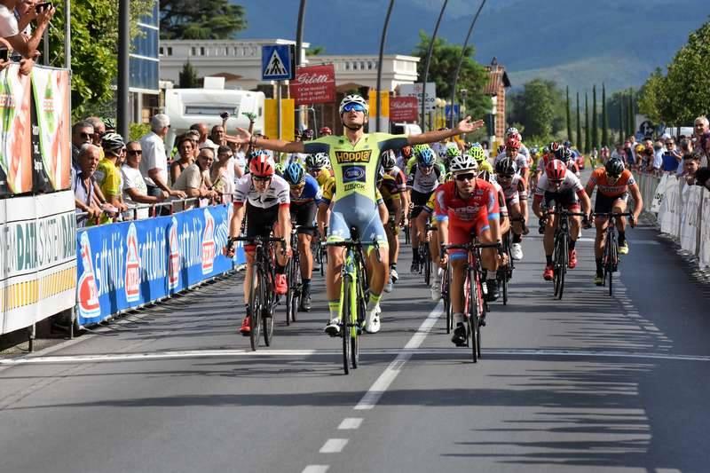 Emanuele Onesti vince a Lunata