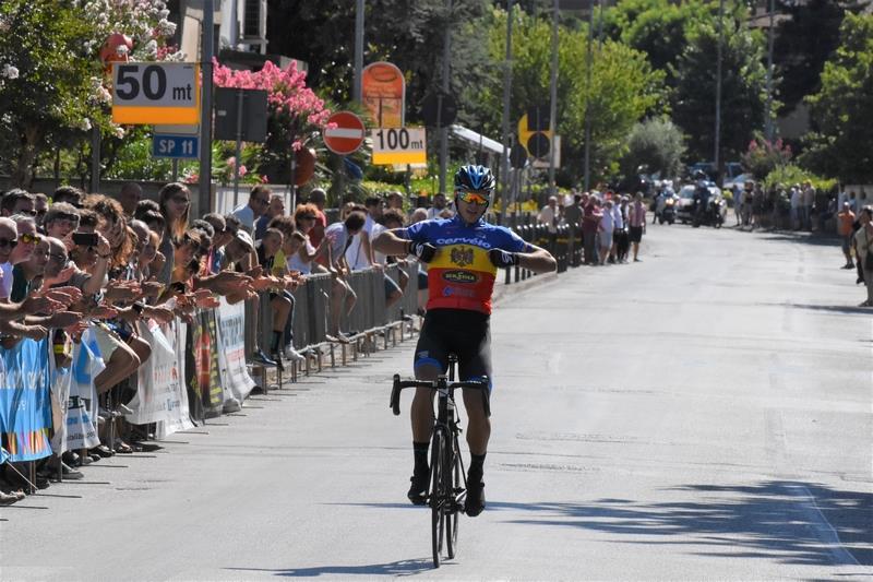 Nicolae Tanovitchii vince a Seano