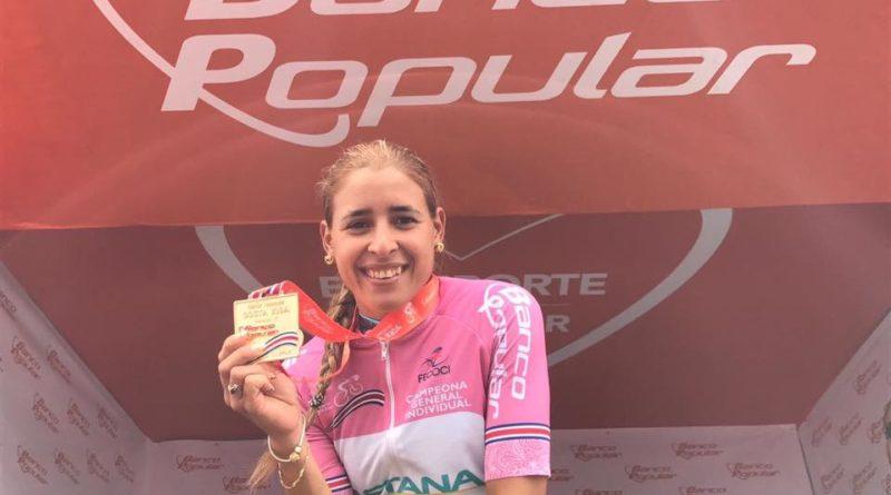 Arlenis Sierra vince la Vuelta Femenina a Costa Rica