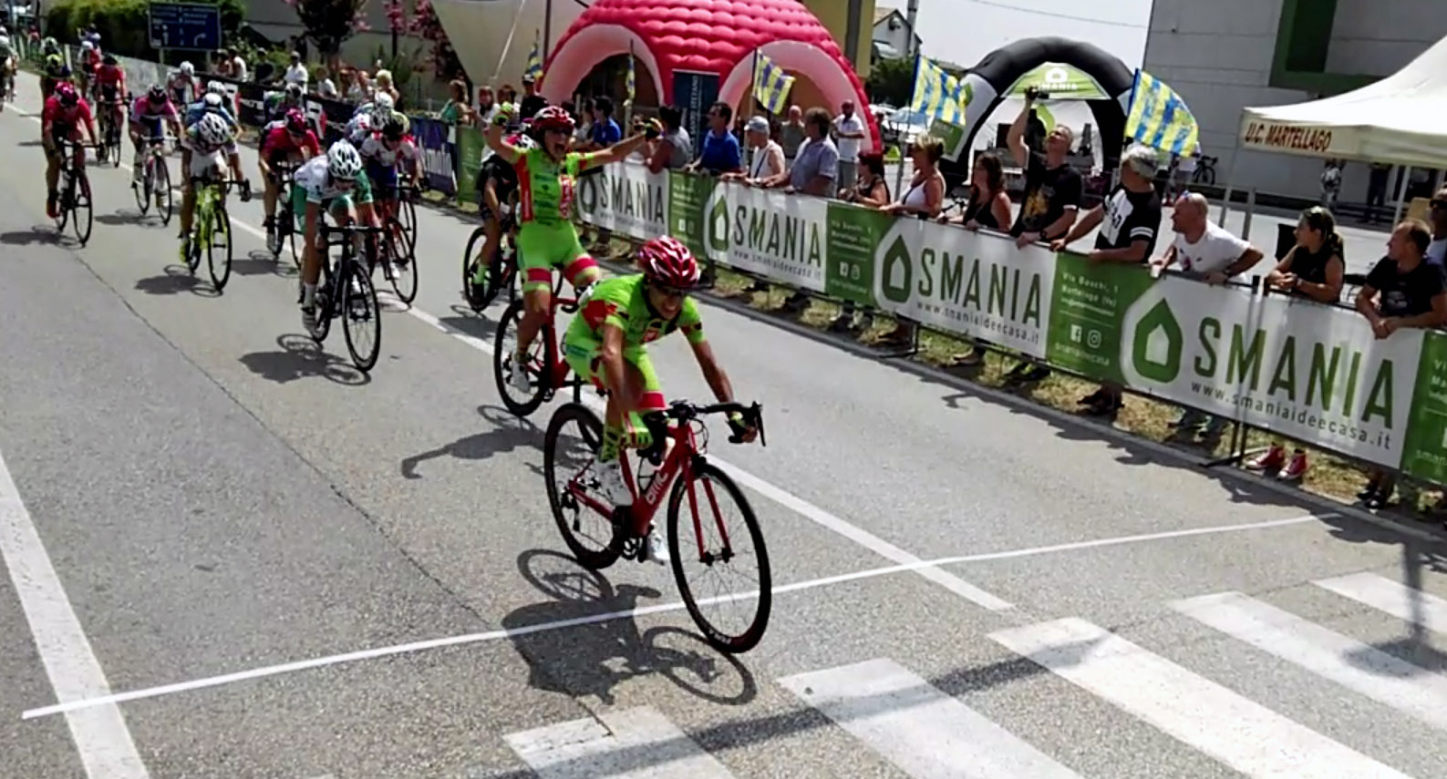La vittoria di Alessia Patuelli a Martellago