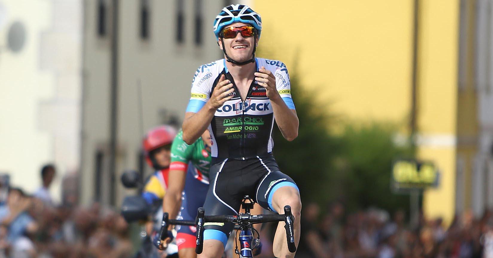 Attilio Viviani vince a Gambellara