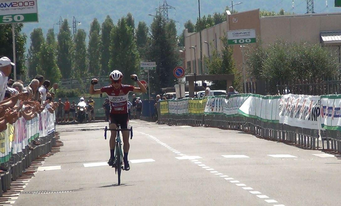 Federico Sartor vince la seconda tappa del Giro del Veneto 2017