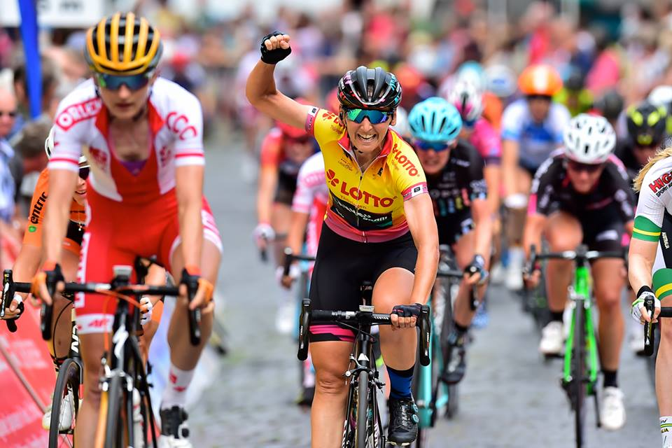 Lisa Brennauer vince l'Internationale LOTTO Thüringen Ladies Tour 2017