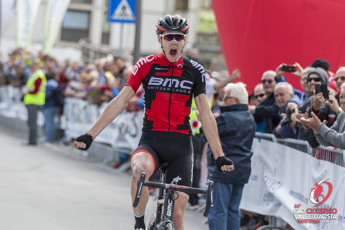 Pavel Sivakov vince la quarta tappa del Giro Valle d'Aosta