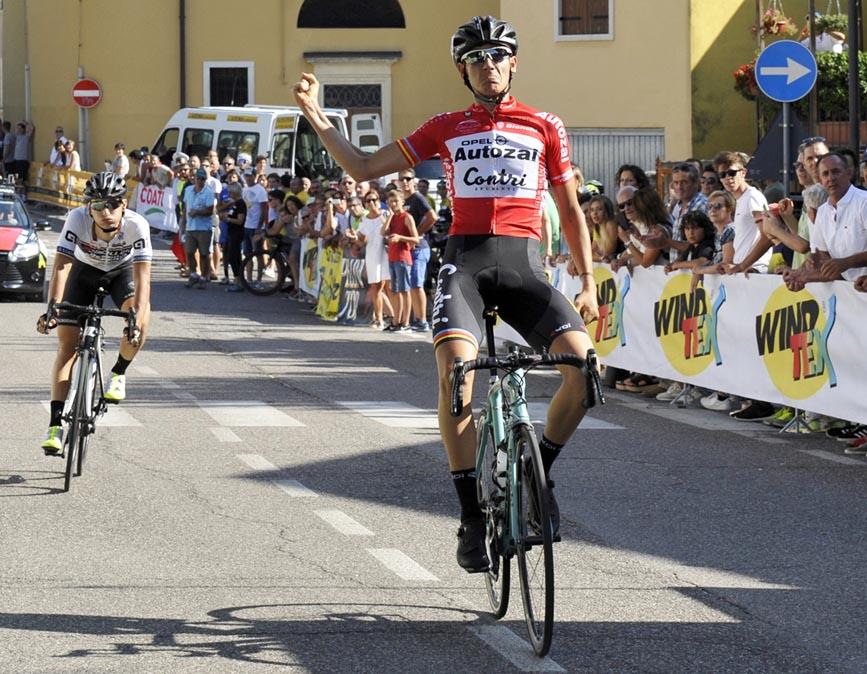 Filippo Zana trionfa a Valgatara