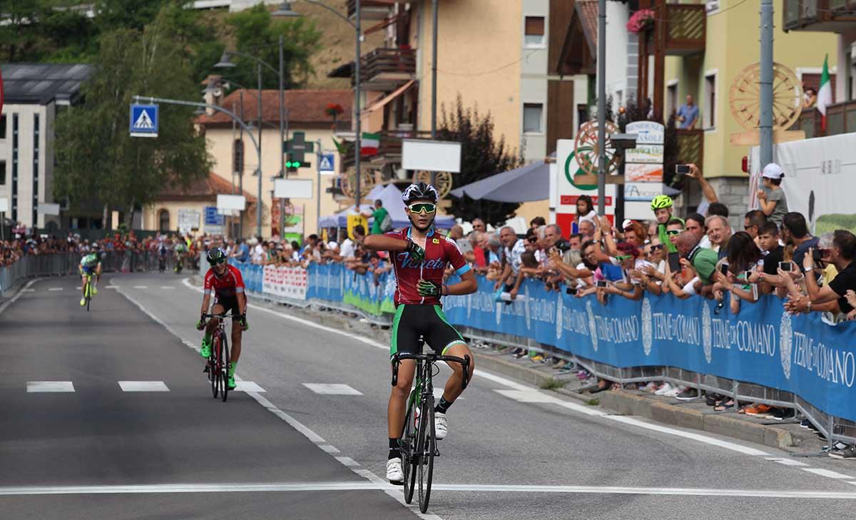 Vladimir Milosevic campione italiano Esordienti 1° anno a Comano Terme