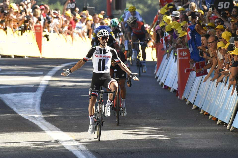 Michael Matthews vince la 14esima tappa del Tour de France 2017